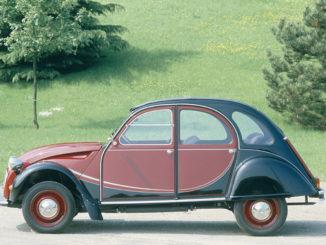 "Citroën 2 CV ""Charleston"""