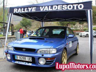 Rally Valdesoto 2020