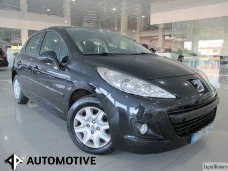 Peugeot 207 1.4 HDI BUSINESS LIN (2012)